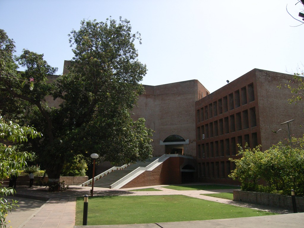 007-01 インド経営大学1