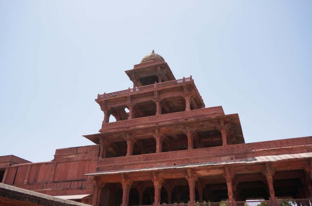 015-12 Fatehpur Sikri