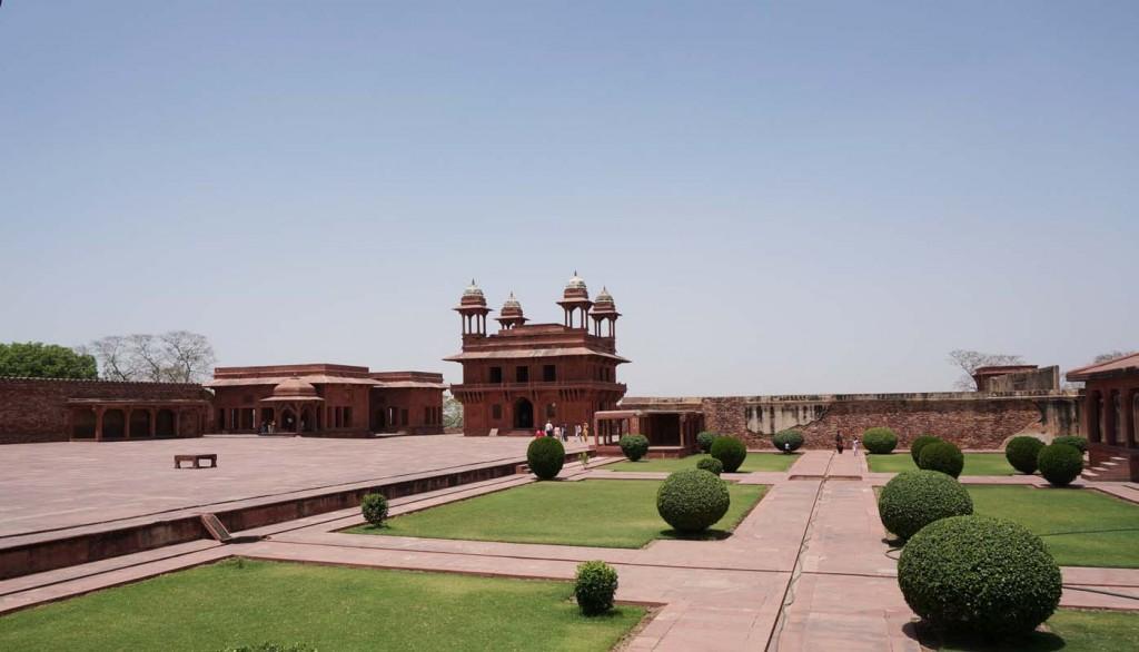 015-13 Fatehpur Sikri