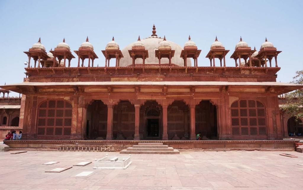 015-14 Fatehpur Sikri
