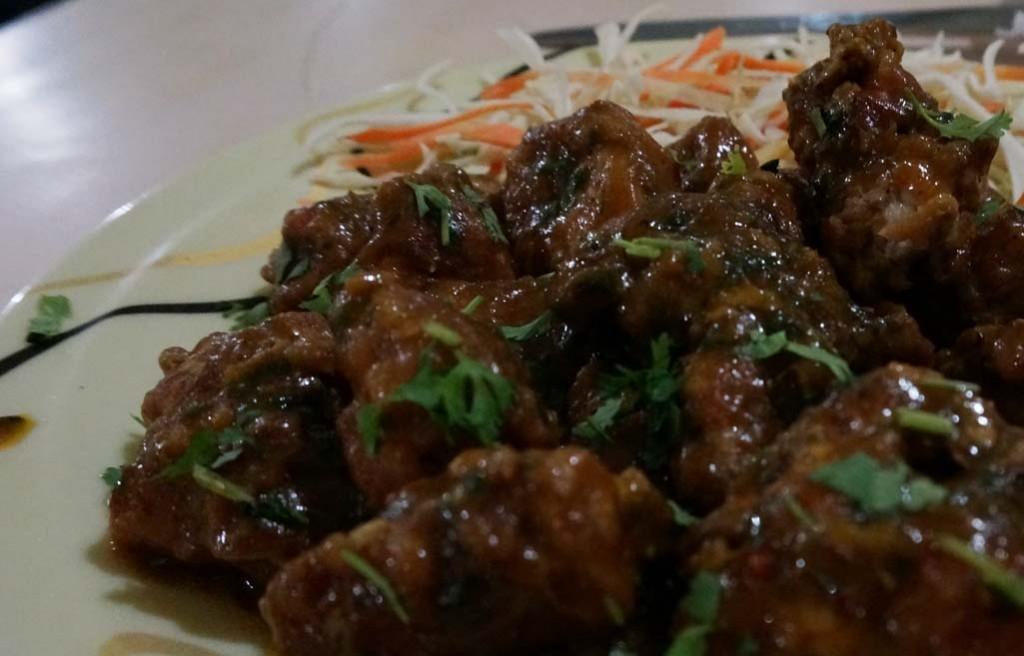 中華鳥料理