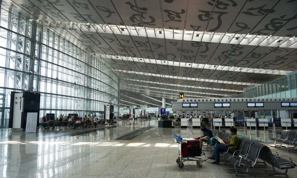 029-2 コルカタ空港